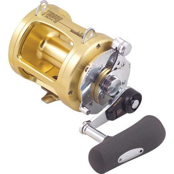 What are the different types of fishing reels? | Land Based